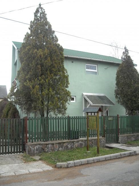 Termál Üdülőház, Sárospatak
