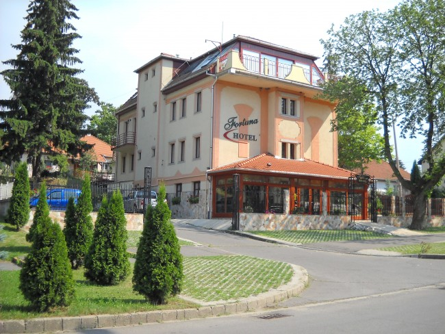 Fortuna Hotel, Miskolc (Miskolctapolca)
