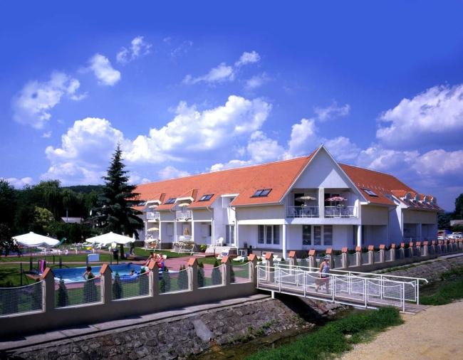 Villa Sederkyn Apartmanház, Bogács