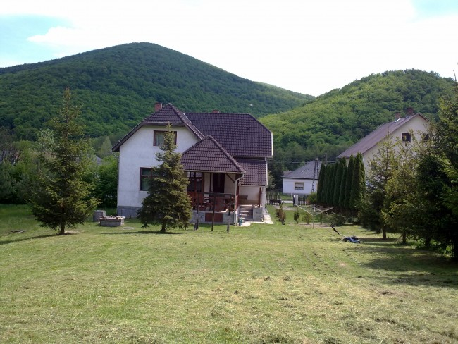 Huta Vendégház, Kishuta