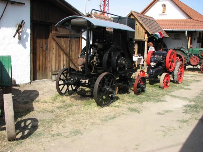 Hajdu Ráfis János Mezőgazdasági Gépmúzeum, Mezőkövesd