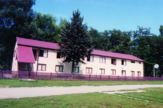 Strand Motel és Vigadó Csárda, Dombrád