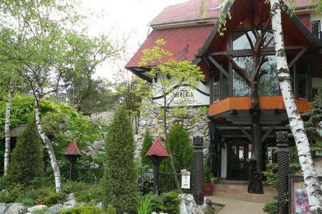 Barbizon Hotel, Nyíregyháza (Sóstófürdő)