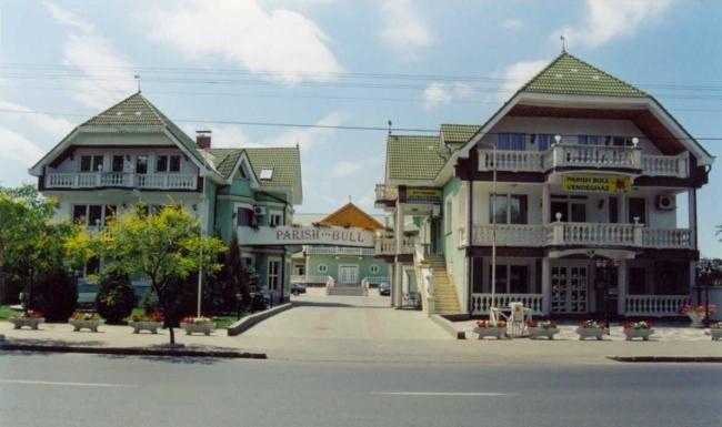Parish Bull Hotel, Kisvárda