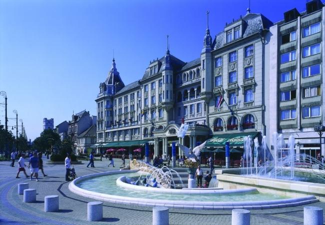 Grand Hotel Aranybika***, Debrecen