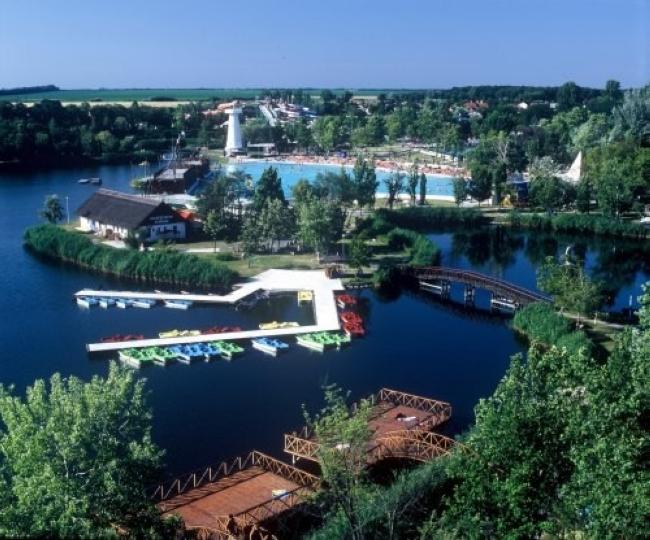 Hungarospa Hajdúszoboszlói Gyógyfürdő és Egészségturisztikai ZRt.<br/>Gyógyfürdő, Strand, Aquapark, Aquapalace, Hajdúszoboszló