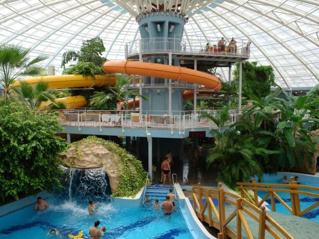Aquaticum Termál és Wellness Hotel****, Debrecen