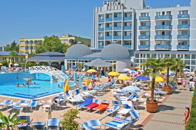 Hotel Silver****superior Gyógy- Wellness- és Konferencia szálloda, Hajdúszoboszló