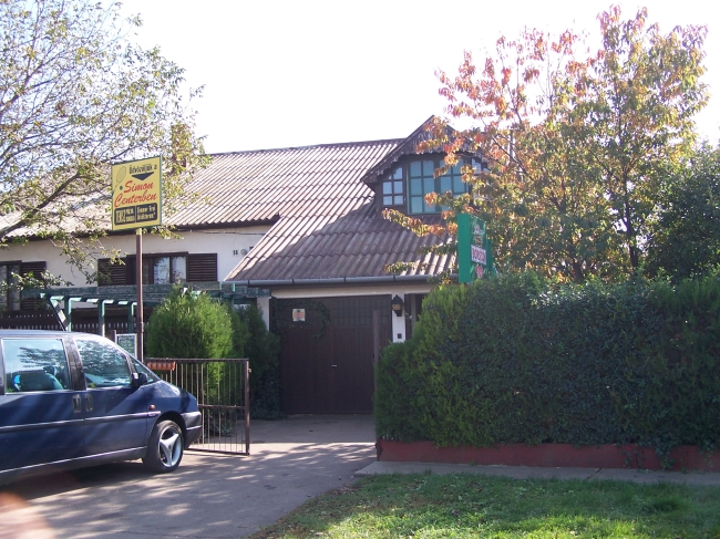 Édenkert Panzió, Debrecen (Józsa)