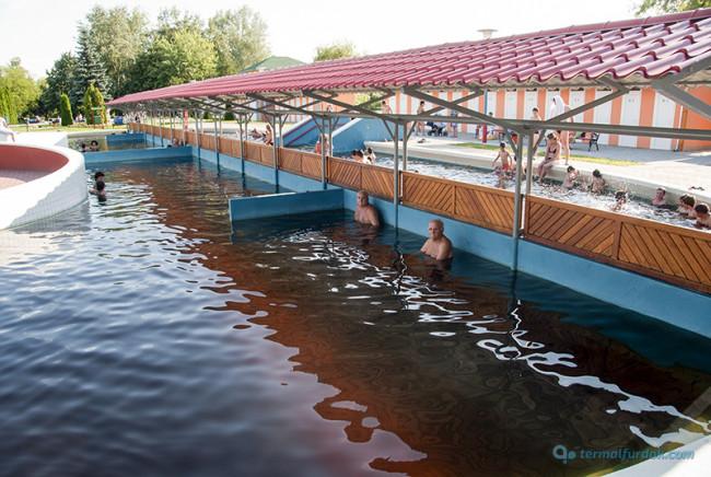 Polgári Gyógyvizű Thermálfürdő, Polgár