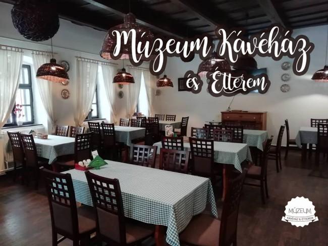 Múzeum Kávéház és Étterem, Balmazújváros