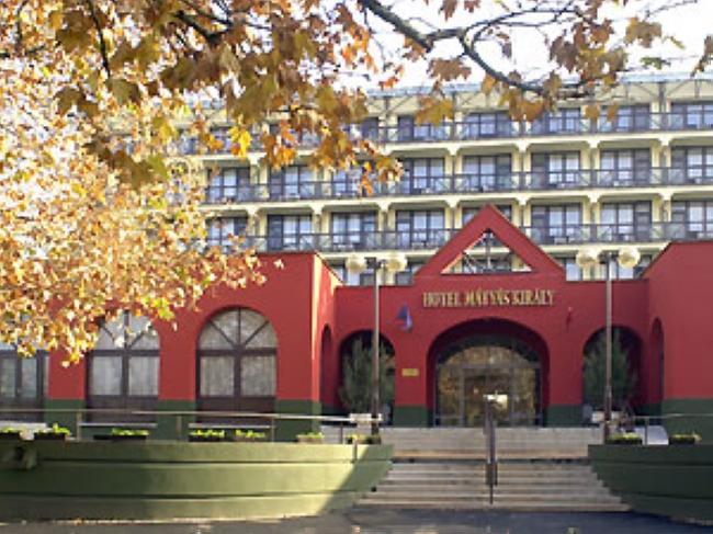 Mátyás Király Gyógy- és Wellness Hotel***superior, Hajdúszoboszló