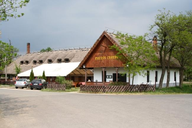 Patkós Csárda és Motel, Tiszafüred