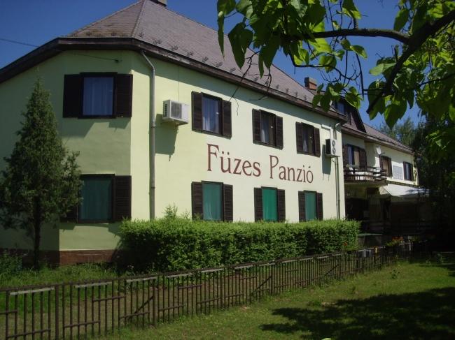 Füzes Panzió, Tiszafüred