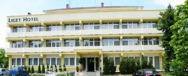 Liget Hotel***, Szolnok