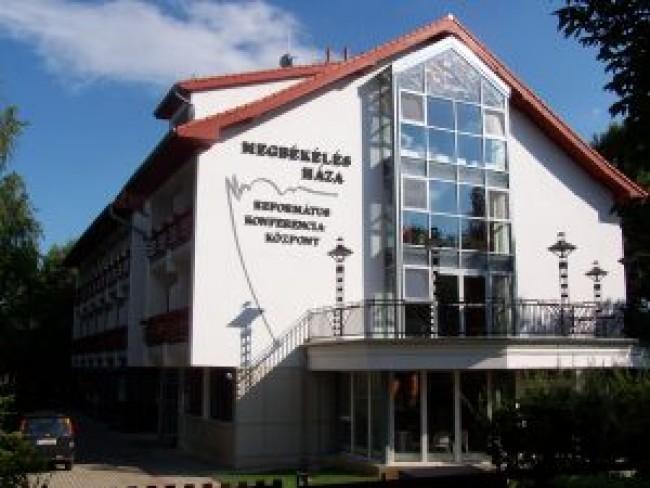 Megbékélés Háza, Református Konferencia- és Képzési Központ, Berekfürdő
