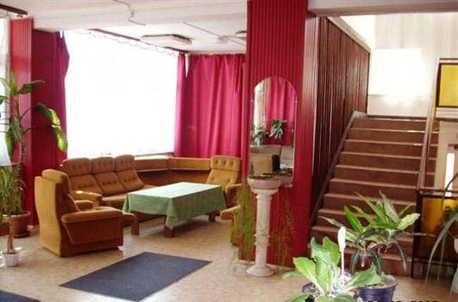 Hotel Tranzit, Szolnok