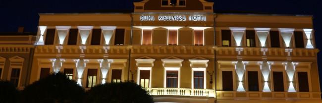 Duna Wellness Hotel, Baja