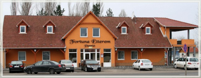 FORTUNA Étterem Panzió, Kiskőrös