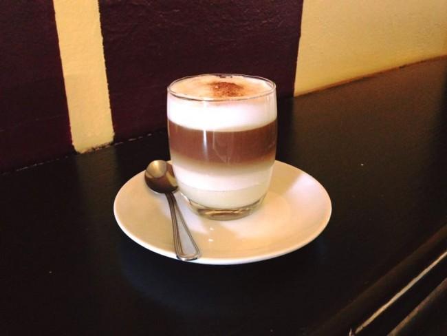 Mini kávézó, Baja