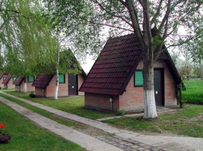 Forró Fogadó, Étterem - Panzió - Kemping, Röszke