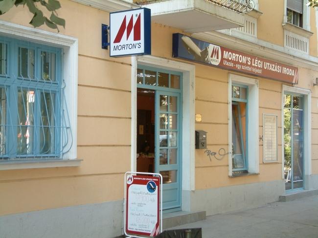 MORTON'S Légi Utazási Iroda                                                                                                                           , Szeged