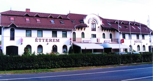 Hotel Orchidea és Étterem                                                                                                                             , Balástya