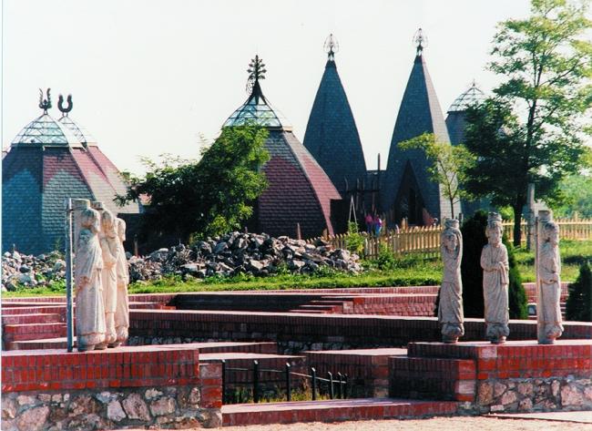 Ópusztaszeri Nemzeti Történeti Emlékpark, Ópusztaszer