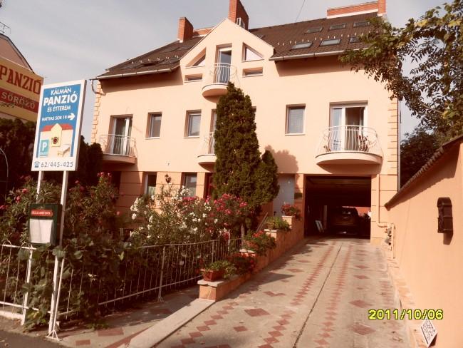 Kálmán Panzió és Étterem, Szeged