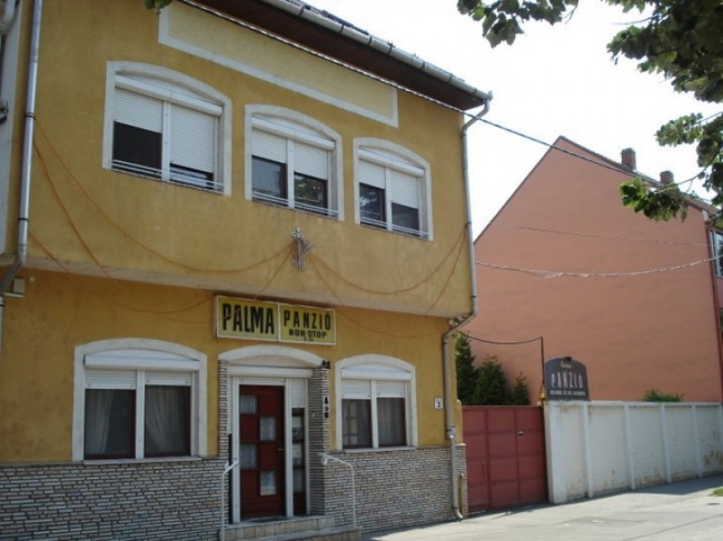 Palma Panzió, Szeged