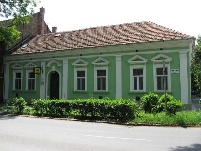 Szenna Vendégház, Szeged