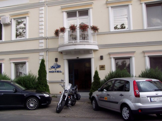 Tisza Alfa Hotel***, Szeged
