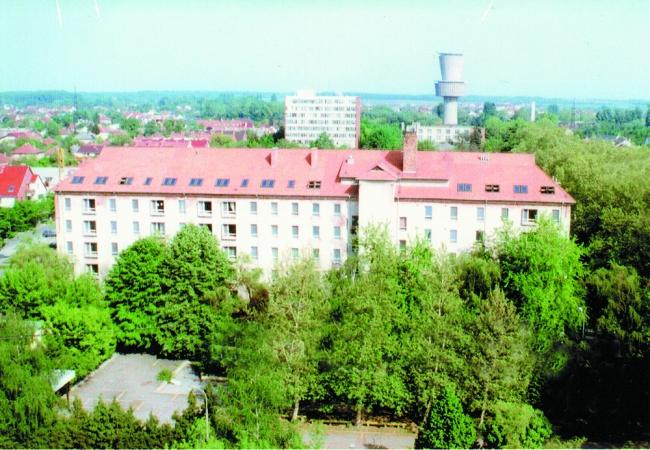 SZTE Móra Ferenc Kollégium, Szeged