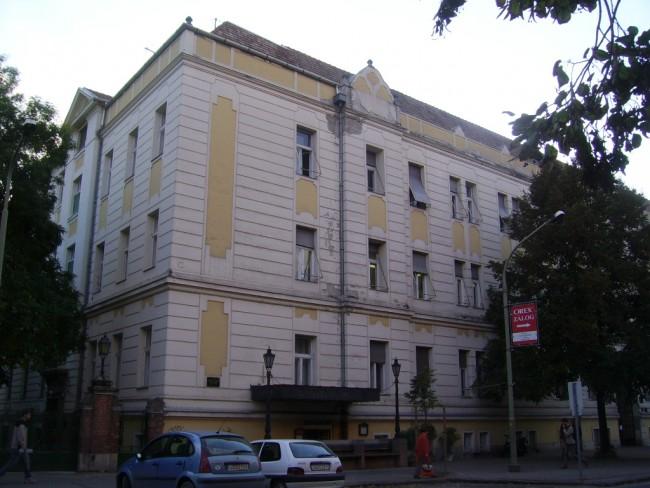 Szegedi Tudományegyetem Eötvös Loránd Kollégium, Szeged