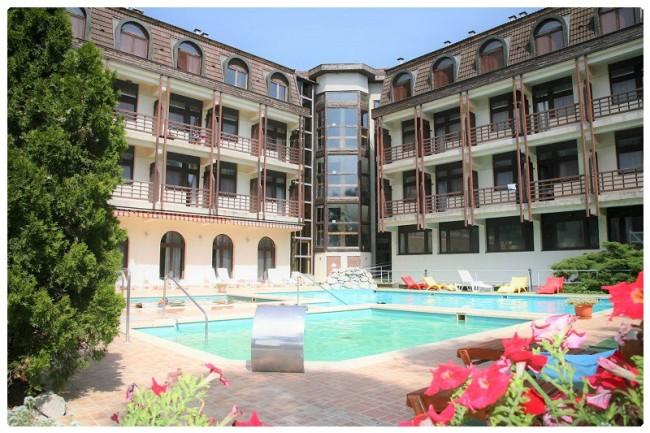 Thermal Hotel Gara Gyógyszálló***, Füzesgyarmat