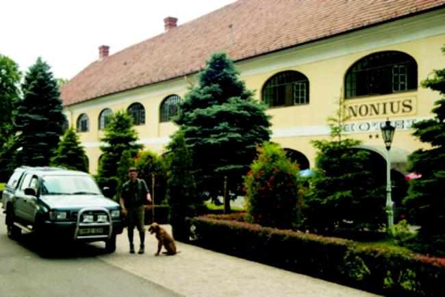 Hotel Nonius***, Mezőhegyes