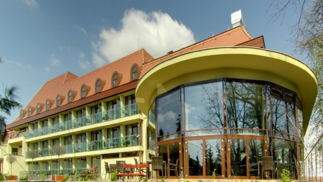 Wellness Hotel Gyula**** superior, Gyula