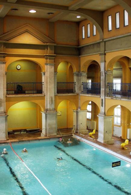 Rudas Gyógyfürdőés Uszoda, BUDAPEST (I. kerület)