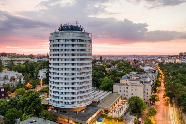 Danubius Hotel Budapest ****, BUDAPEST (II. kerület)
