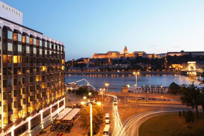 Sofitel Budapest Chain Bridge*****, BUDAPEST (V. kerület)