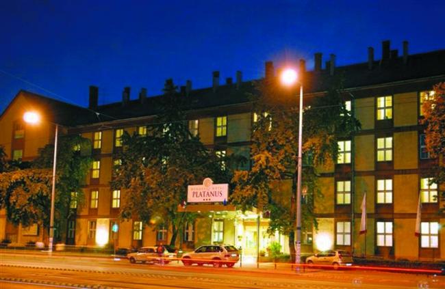HUNGUEST Hotel Platánus***, BUDAPEST (VIII. kerület)