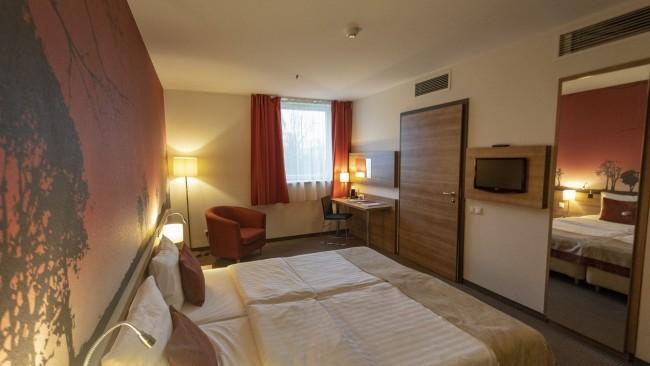 Expo Congress Hotel ****, BUDAPEST (X. kerület)