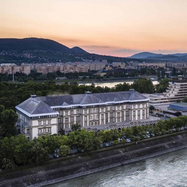 Ensana Thermal Margitsziget, BUDAPEST (XIII. kerület)