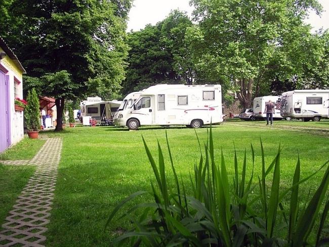 Haller Camping, BUDAPEST (IX. kerület)