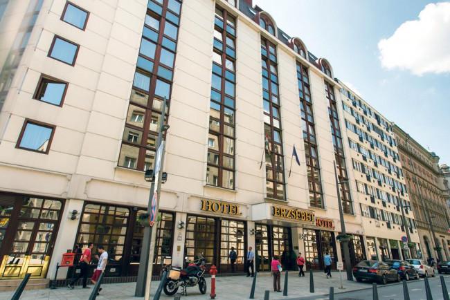 Danubius Hotel Erzsébet City Center****, BUDAPEST (V. kerület)