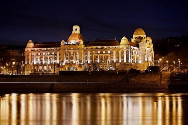 Danubius Hotel Gellért****, BUDAPEST (XI. kerület)