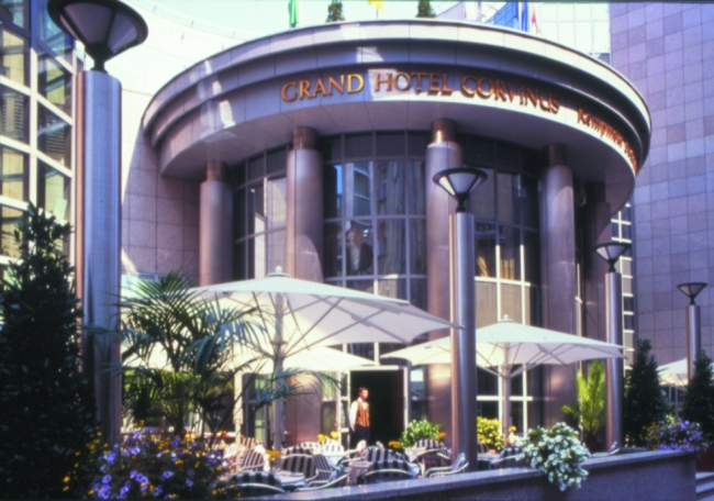 Kempinski Hotel<br/>Corvinus Budapest, BUDAPEST (V. kerület)