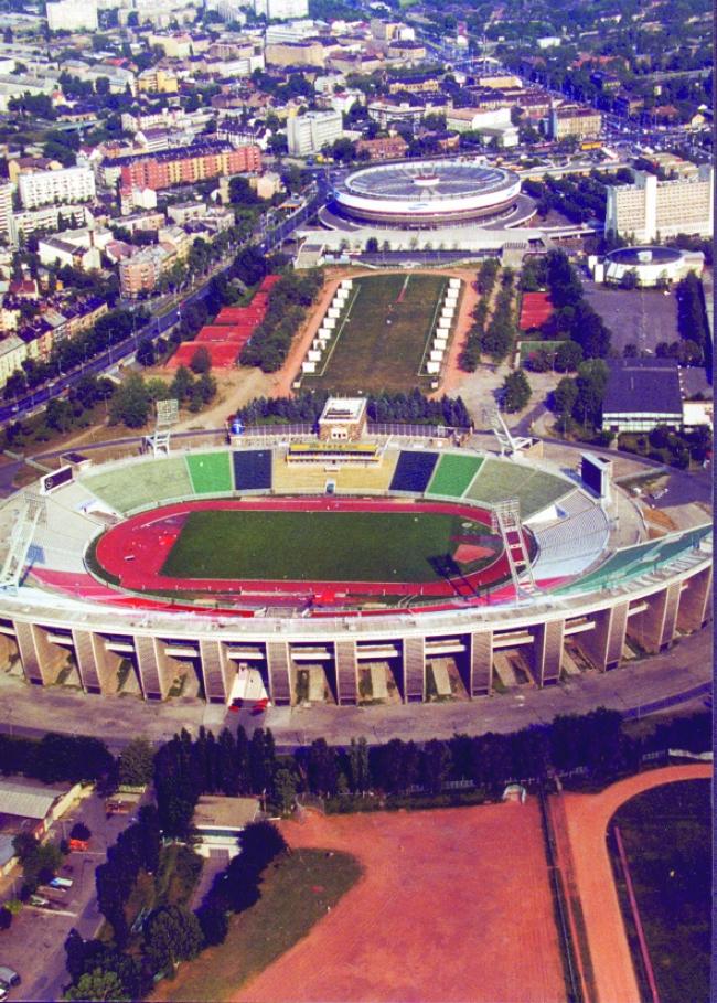 Népstadion, BUDAPEST (XIV. kerület)