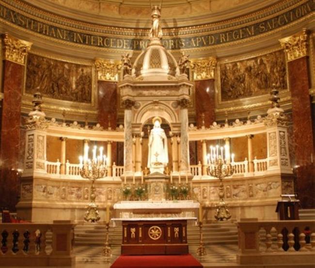 Szent István Bazilika                                                                                                                                 , BUDAPEST (V. kerület)