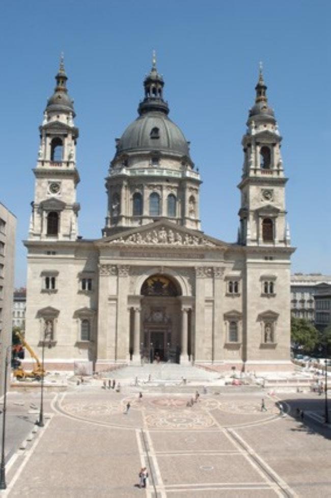 Szent István Bazilika, BUDAPEST (V. kerület)